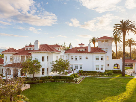 M7 Welcomes Newest Property Partner - Hayes Mansion in Northern California