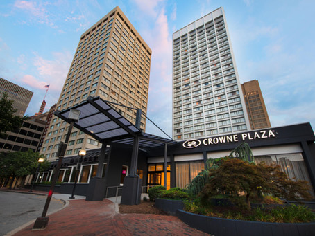 M7 Services Adds Crowne Plaza Baltimore - Downtown Inner Harbor