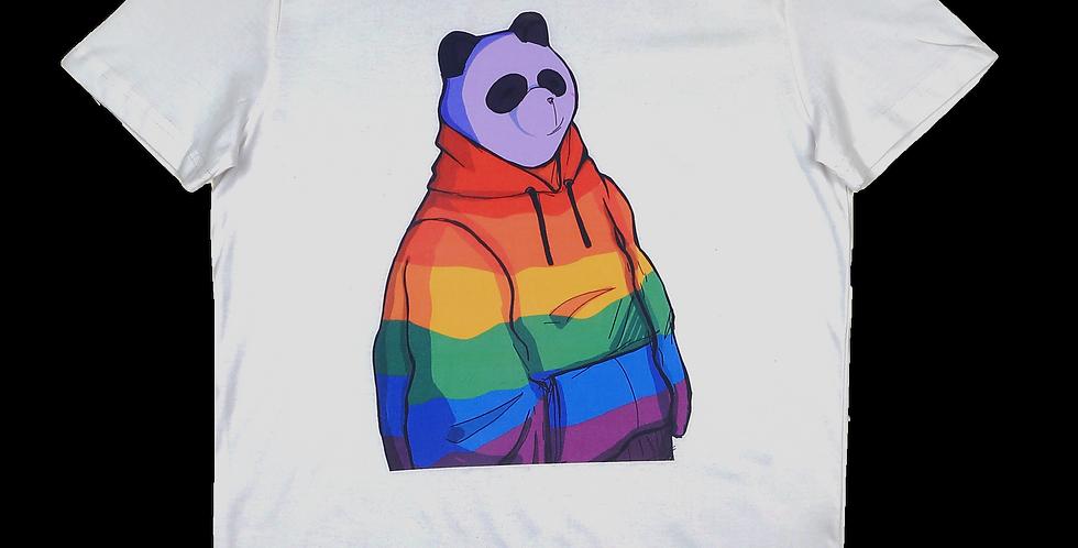 LGBTQ+ Lazy Panda Relaxed Fit