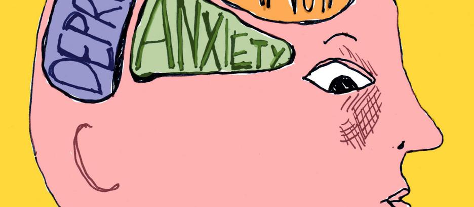 Debunking mental health myths 👀