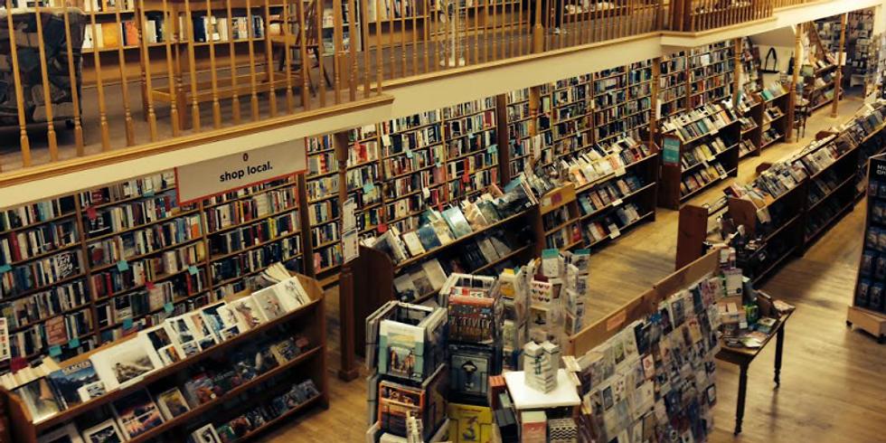 Presentation @ Country Bookshelf, Bozeman, MT