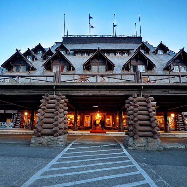 Book signing, Old Faithful Inn and Yellowstone Education Center
