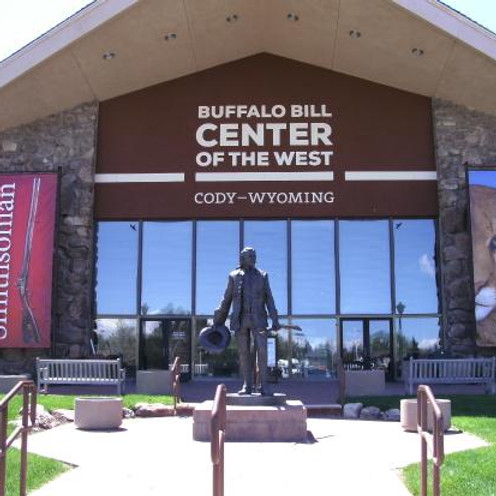 Buffalo Bill Center of the West - Presentation- People of Yellowstone