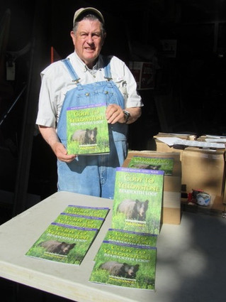 Cody to Yellowstone- Beartooth Loop by Bob Richard