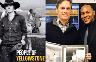 """""""Yellowstone is a fragile place. It's wild, but to keep it wild needs dedicated people."""""""