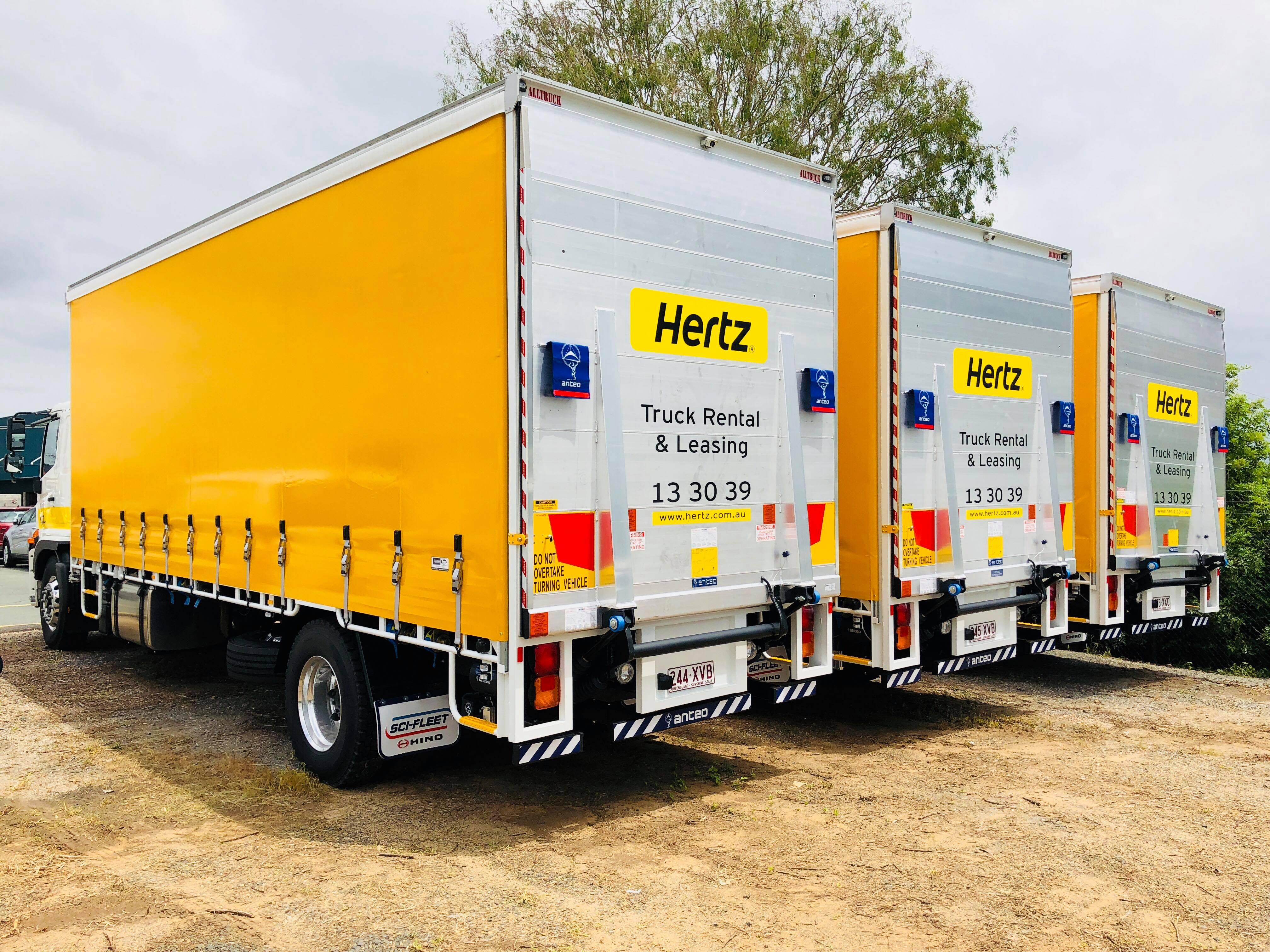 Hertz Fleet