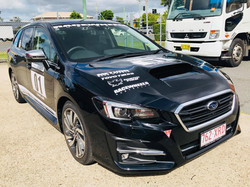 Racewheels Australia - Promo Vehicle
