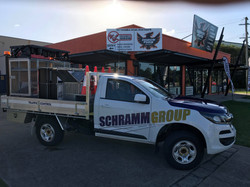 Schramm Group Traffic Control Fleet