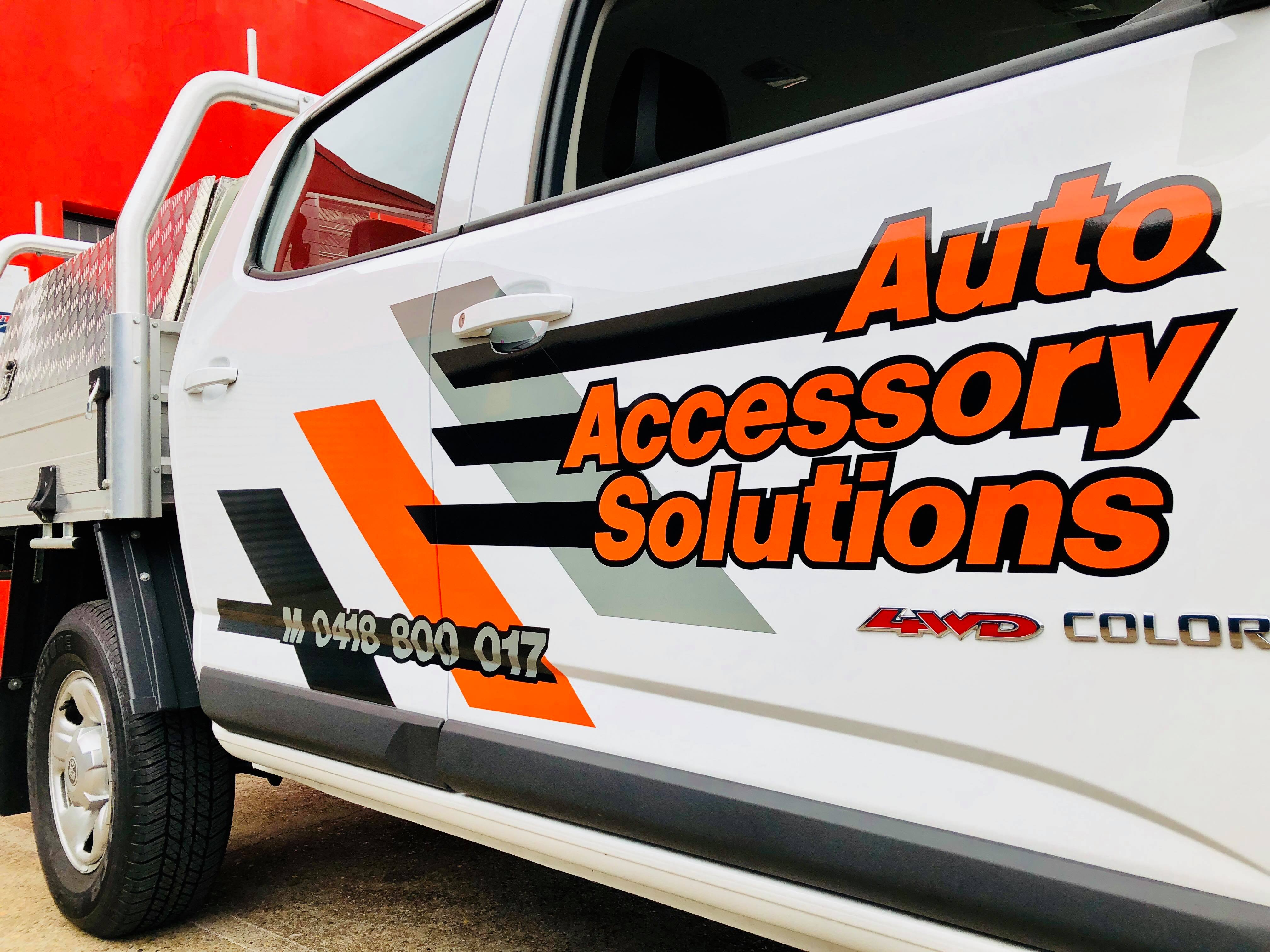 Auto Accessory Solutions