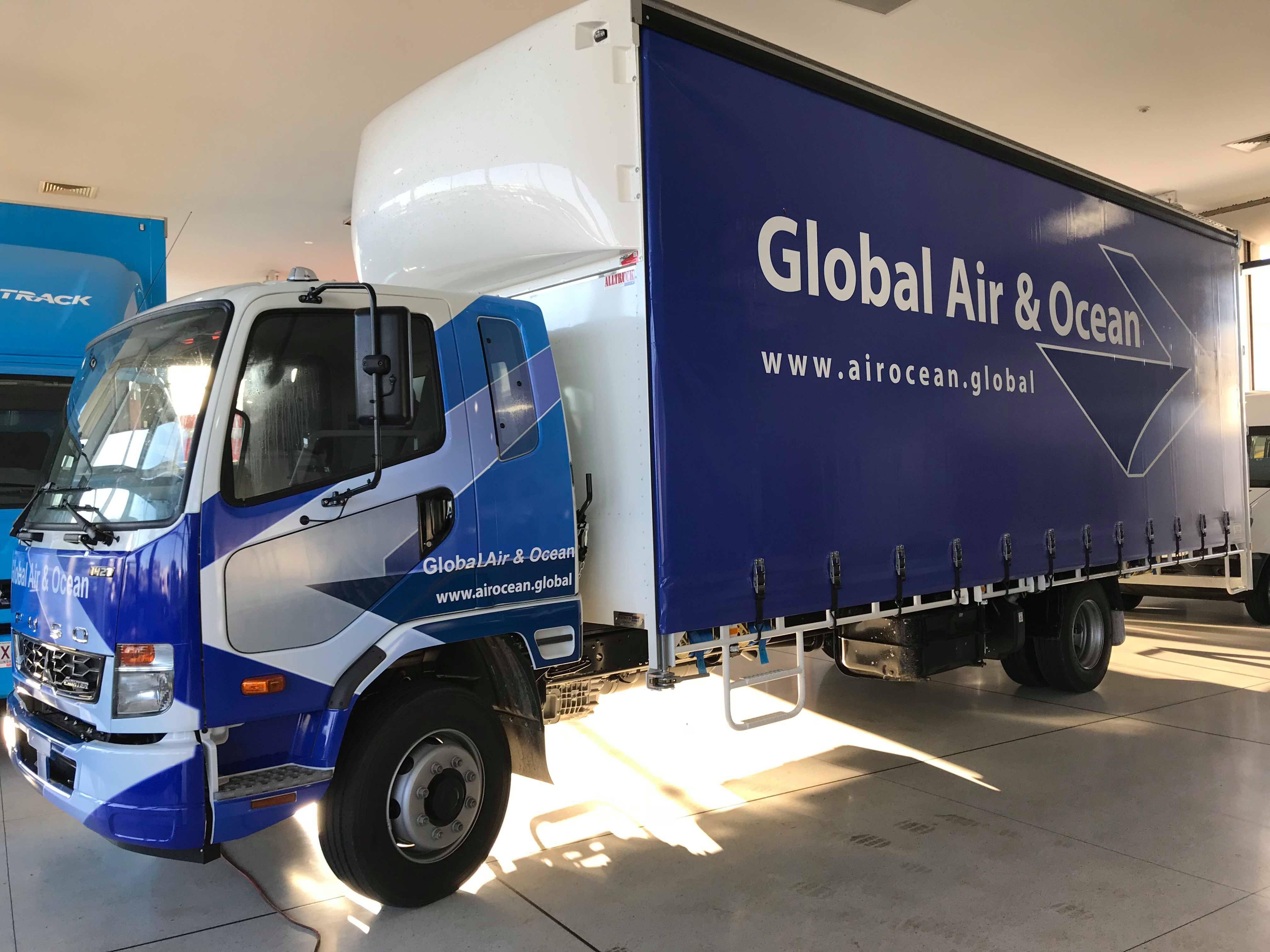 Global Air & Ocean