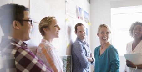 L'humour, un ingrédient essentiel des réunions efficaces