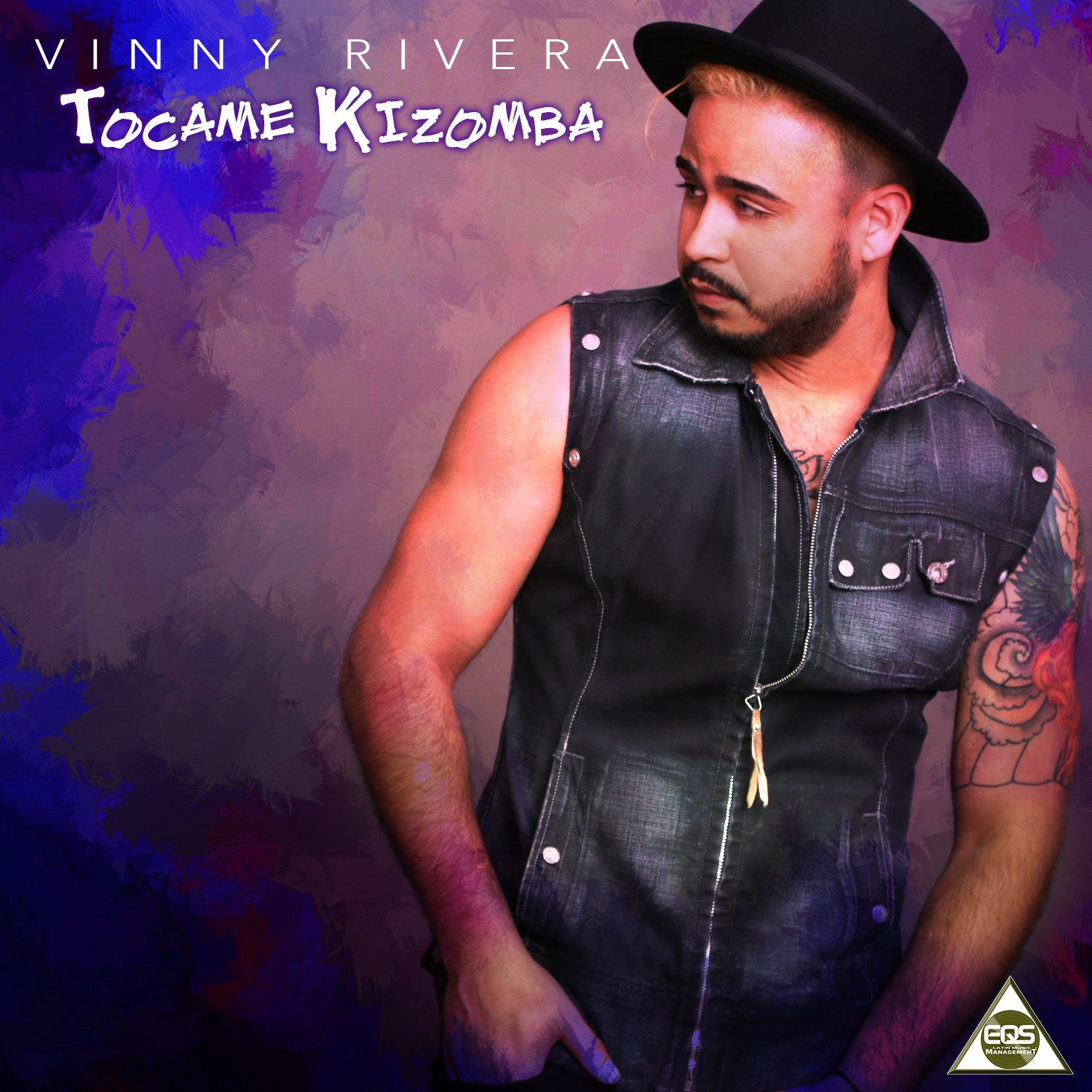 Vinny Rivera Tocame Kizomba Final