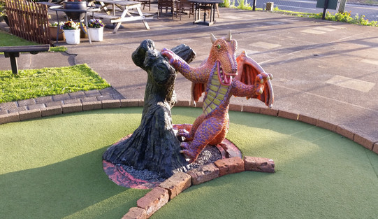 Maramduke the Dragon