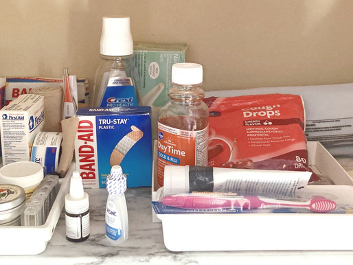 Day 14: First Aid + Medications