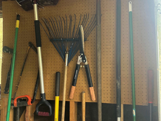 Garage Organizing: Zones & Homes