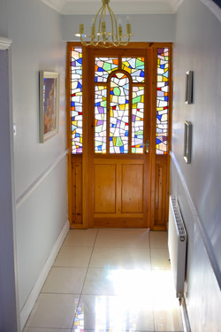 Entrance to Dining Room