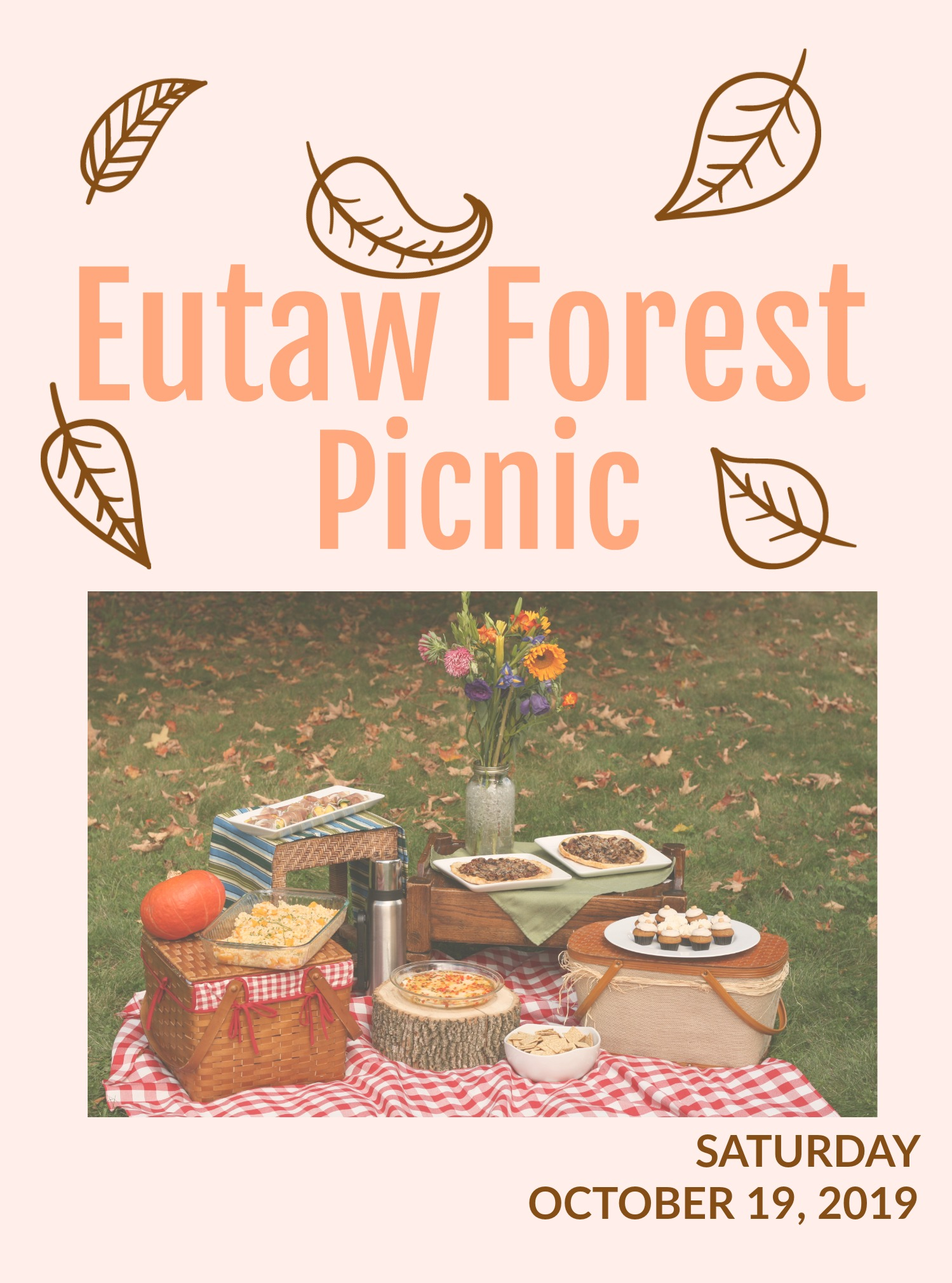 Eutaw Forest picnic