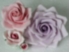 Sugar rose making, Sugar rose class, Flowerpaste classes Cornwall, Sugarcraft classes