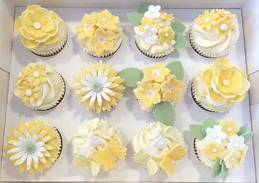 Cupcake decorating class Cornwall, Baking and decorating classes, Sugar craft class Cornwall, how to decorate your cupcakes, cake class Cornwall