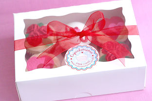 Cupcake giftbox, Cupcake boxset, Gift box, www.suzihumphries.co.uk