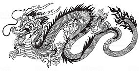 chinese-dragon-black-and-white-vector-id