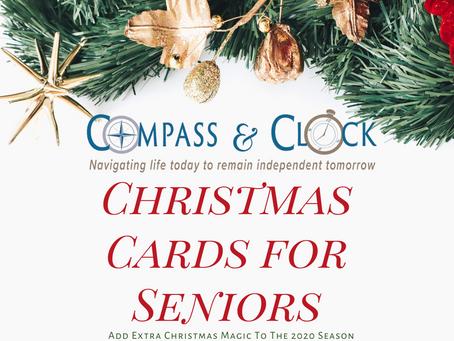 Christmas Cards for Seniors
