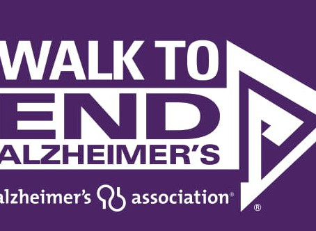 Walk to End Alzheimer's, AUGUST Walks Info