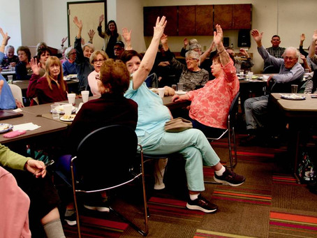 Senior Club in Crisis as it's Gig Harbor meeting spot is sold!