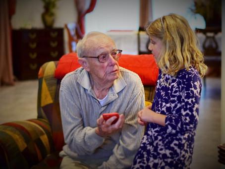 Talking to Teens & Children About Dementia