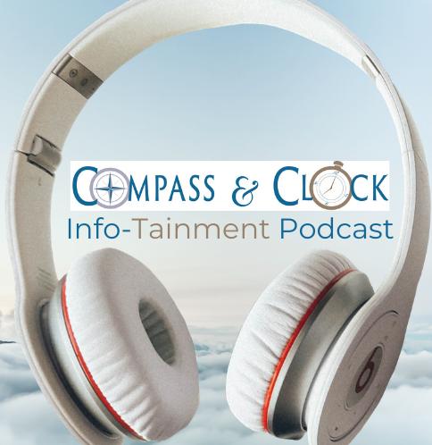 Compass & Clock Info-Tainment Podcast Fi