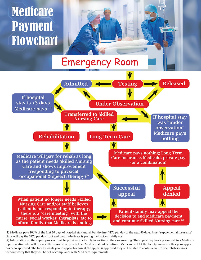 Medicare Payment Flowchart Approved Tip