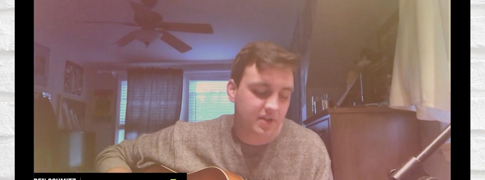 Musical Guest - Ben performs