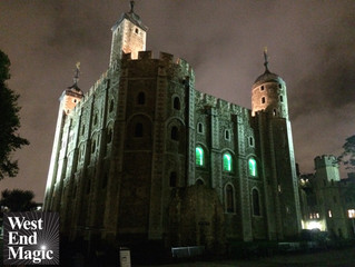 West End Magic at the Tower of London!