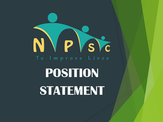 Position Statement: Violence Prevention