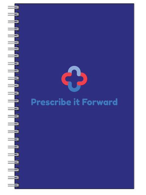 The Prescribe it Forward Notebook