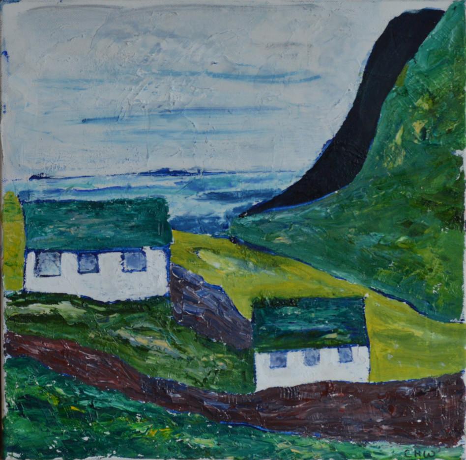The Faroes, Mykines 2021