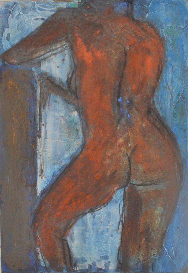 Standing Nude 2001