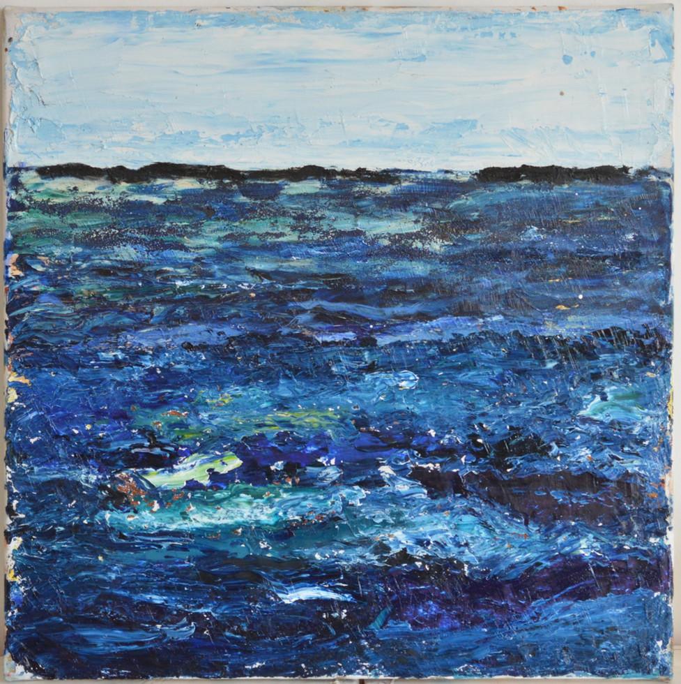 The Sea, The Sea 2021