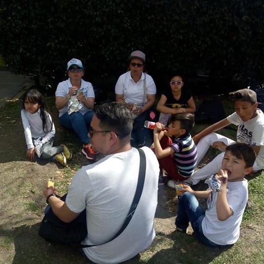 BAZAR DÍA DE LA FAMILIA