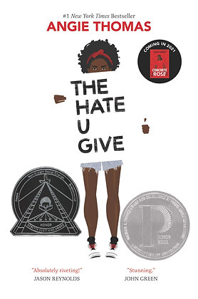 The Hate U Give Hardcover