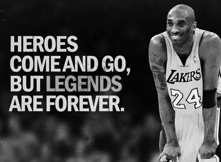 "This Is How We Should Remember Kobe Bryant ""Mamba"""
