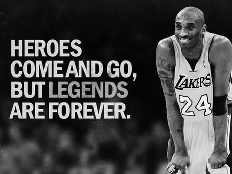 """This Is How We Should Remember Kobe Bryant """"Mamba"""""""