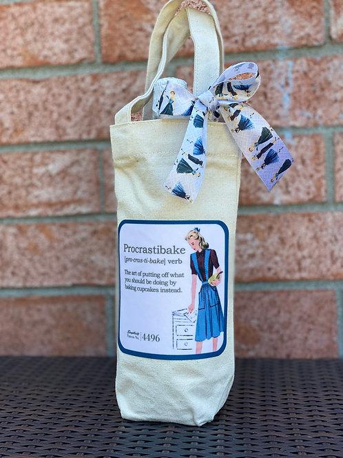 Wine Bag-Procrastibake