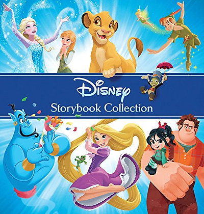 Disney Storybook Collection (3rd Edition) Hardcover – Illustrated
