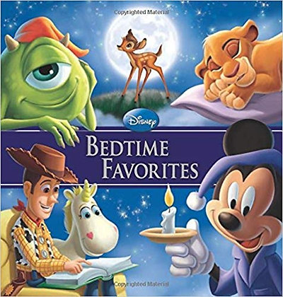 Disney Bedtime Favorites (Storybook Collection) Hardcover