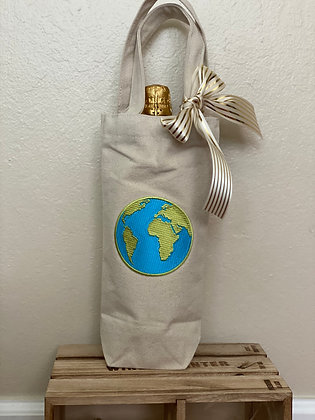 Wine Bag-The World