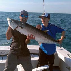 Fishing on Two C'S II.