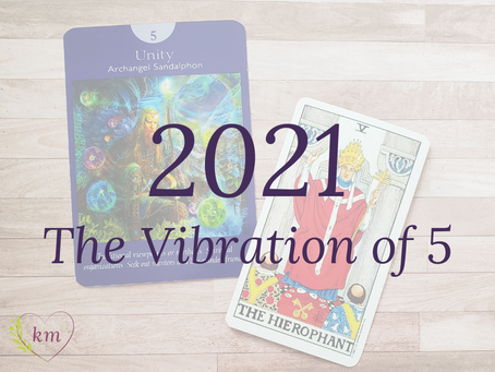 2021: The Vibration of 5