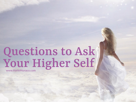 Questions to Ask Your Higher Self