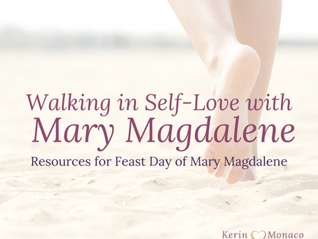 Self-Love with Mary Magdalene